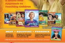 Children's Church Resources / For churches and parents who want to take their children to another level spiritually, these resources from Kids in Ministry Int'l will change how you minister to children forever.