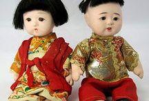 Dolls  / by Reina