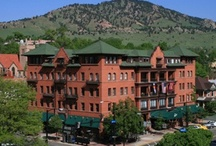 Places to Stay / by Downtown Boulder
