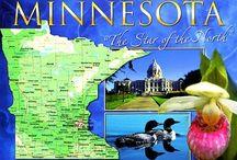Minnesota ~ Born and Raised / by Angela Gschwandtner