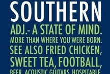 southern state of mind / by Tatum Wolfe