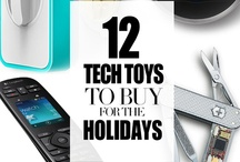 Tech Gifts / These super-cool buys aren't just for geeks. They'll make anyone's life easier, more seamless, and plain-old happier. Isn't that what gift giving's all about?