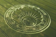 "Crop Circles / Crop-circle enthusiasts call themselves Cereologists - after Ceres, the Roman goddess of agriculture. Most cereologists (or ""croppies,"" as they are sometimes called) believe that crop circles are the work of either 