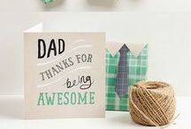 Father's Day / This Father's Day, celebrate the most important men in your life with gifts that will leave no doubt in his mind about how you feel.