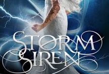Storm Siren TRILOGY / in which I post utter randomness about my debut YA trilogy ;)