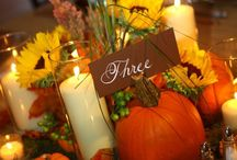 Fall weddings / Fall wedding colors