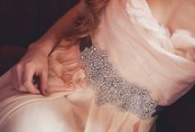 Wonderous Waist / Embroidery, Rhinestones, beading, pearls - Belts and sashes / by Chic Nostalgia