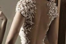 Give us the Details! / Lace, Beading, Rhinestones, Embroidery Backs, Pockets.  Such Lovely Details! / by Chic Nostalgia