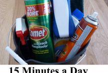 Cleaning Helpfuls