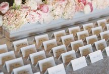 Escort Card Tables / www.lushfloraldesgnpdx.com Serving Portland, Oregon and Vancouver, Washington. Wedding and Event floral design. Wedding bouquets, centerpieces, ceremony floral, Cake floral, Boutonnieres', Altar floral, corsages, aisle petals. Contact us at www.lushfloraldesignpdx.com