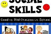 Social Skills Instruction / Please only post things that have to do with Social Skills Instruction!!!  Non-related pins will be deleted.  Thank you!!   Check out my teachers pay teachers store: https://www.teacherspayteachers.com/Store/Autism-Class