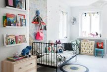 Cool rooms for little people