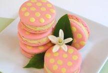 Macarons / Wedding, cake, cupcake, macaroons, Star Wars, Christmas tree, celebration, Easter chick