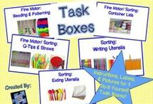 Task Boxes & File Folder Games / Please post file folder games, task/ work box ideas, work systems....thanks :)  Check out my teachers pay teachers store: https://www.teacherspayteachers.com/Store/Autism-Class