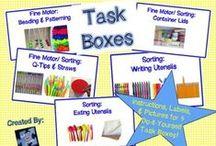 Task Boxes & File Folder Games / Please post file folder games, task/ work box ideas, work systems....thanks :)  Check out my teachers pay teachers store: https://www.teacherspayteachers.com/Store/Autism-Class