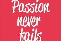 Afternoon Pick Me Up! / Inspirational industry quotes to stay positive during anything! / by CAROLEE