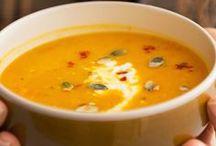 Soup / Use the NutriBullet Rx to create Soups AKA Souper-Blasts!