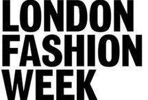 London Fashion Week / Rounding up our favourite looks from LFW September 2014.