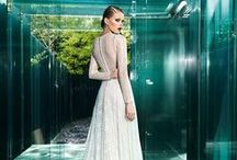 Bridal F/W 2015 Designer Picks / Bridal Gown Inspiration of our favorite designers and styles.  / by Chic Nostalgia