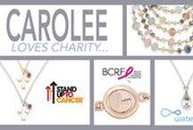 CAROLEE Loves Charity / This board is dedicated to the charities that Carolee supports. These include Breast Cancer Research Foundation, Stand Up To Cancer, Water.org and AmeriCares.  / by CAROLEE JEWELRY