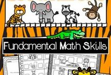 Math Skills / Post your pre-k, elementary, and early middle school math ideas here!!  Creativity and differentiation are welcomed ;)  Feel free to invite collaborators to this board!  For more math resources be sure to check out my teachers pay teachers store: https://www.teacherspayteachers.com/Store/Autism-Class