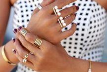 Jewellery Lust List / We've been loving this season's jewellery trends!
