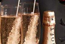 Champagne Bubbles / It's holiday season! Time for the champagne and sparkles :) / by CAROLEE