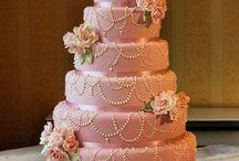 Large Wedding Cake Ideas / Wedding, occasion, multi tiered, tiers, large, cake