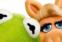 Kermit & Miss Piggy </3
