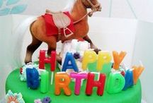 Grand National - Ladies Day Treat Ideas! / Horses, hats, Pimms, jumps, rosette, cup, race course, cake, cookies, cake pops, cupcakes