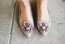 Fancy feet / beautiful, inspiring footwear