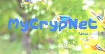MyCrypNet (fr) / Notre premier service.