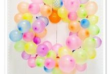 Balloons Make Me Smile / by Teresa Powell