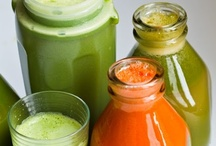 JUICING AND RECIPES / by Teresa Powell