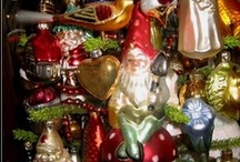 Christmas Ornaments of All Kinds