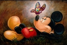 Mickey Mouse Addict / by Teresa Powell