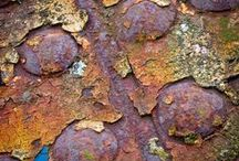 """Rust and Oxidation / Disclaimer: These are just """"PINS"""". I don't claim copyright or ownership of any content on this board."""