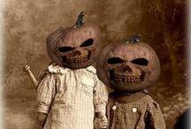 Halloween Ideas / by Jennifer Gant Powell
