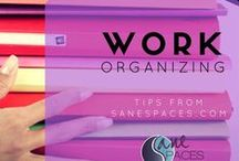 Work Organizing / Time Management | Organizing Tool | Printables | Weekly Planner | Moms In Business | Work-Life Balance | Flow | Organized Business | Business Planning | Free Template | Productivity | Systems |