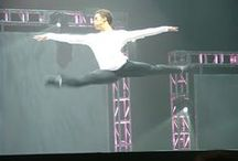 Dance, of course / Watching dance makes me so happy.  Dancers are athletes of God. / by Colleen Richardson