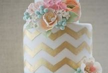 EAT C-A-K-E-S / yummy cakes, birthday, wedding cakes.Thank for following and pinning me <3 / by Muruvvet Simsek