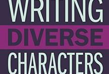 Diverse Characters Tips / Looking for inspiration for a character who is not like you? Then check these articles out first.