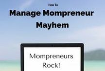 Manage Mompreneur Mayhem! / Do you run your own business and manage your busy family? Resource help you get it all done! Podcast | SaneSpaces.com Go Here for Free Download: http://bit.ly/sanityvideos | Business Tips | Marketing Strategy | Small Business | Social Media | Mompreneur | Entrepreneur | Business Mom | Working Mom | WAHM | Business Startup | Time Management | Productivity |