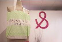 Mum-to-be It Bag / Le sac Bidonnez (moi) accompagne les futures mamans jusque la salle d'accouchement, ou en balade avec bébé ou pour des petites virées shopping. Partagez avec nous votre expérience et votre contenu !