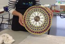 Mosaic Workshops / Interested in taking a mosaic class or workshop? This board will post upcoming workshops and completed ones!