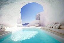 Piscines d'exception / Découvrez 10 piscines d'exception où il fait bon se baigner.
