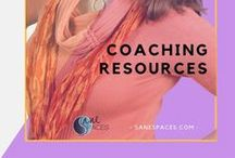 Coaching Resources / SaneSpaces.com Free Download: http://bit.ly/sanityvideos | Business Coaching | Small Business | Social Media | Mompreneur | Entrepreneur | Business Mom | Working Mom | WAHM | Business Startup | Time Management | Organizing Tool | Style Profile | Personality Types | Free Printables | Weekly Planner | Moms In Business | Work-Life Balance | Flow | Organized Business | Business Planning | Productivity | Systems | Podcast Mompreneurs | Start Up | Business Burnout |