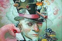 Wonderland / All things Alice