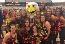 Boston College Pom Squad / The beautiful and talented dancers of Boston College / by Colleen Richardson
