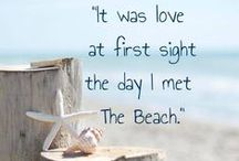 Beach Quotes / by Colleen Richardson